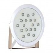 چراغ آبنما پایه دار 12 وات تک رنگ مهتاب نور مدل 12RE