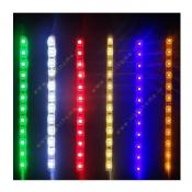 ریسه تک رنگ ضد آب 16 وات یک متری مهتاب نور مدل 16RL