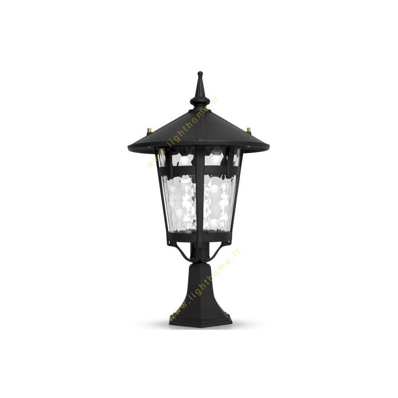 چراغ سردری شب تاب مدل آبنوس