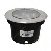 چراغ استخری LED توکار 27 وات مدل FEC-3007 مولتی کالر