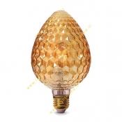 لامپ فیلامنتی 4 وات بروکس مدل توت فرنگی