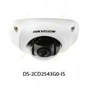 دوربین مدار بسته تحت شبکه هایک ویژن مدل DS-2CD2543G0-IS