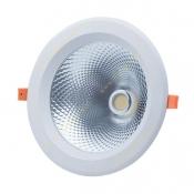 چراغ توکار 60 وات COB LED اکووات