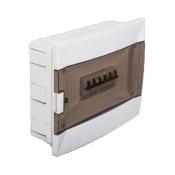 جعبه فیوز 6 تایی ریل فلزی با ترمینال آلانور