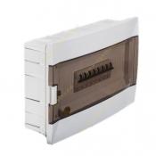 جعبه فیوز 8 تایی ریل فلزی با ترمینال آلانور