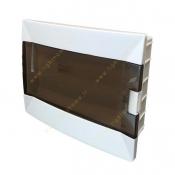 جعبه فیوز 12 تایی ریل فلزی با ترمینال آلانور