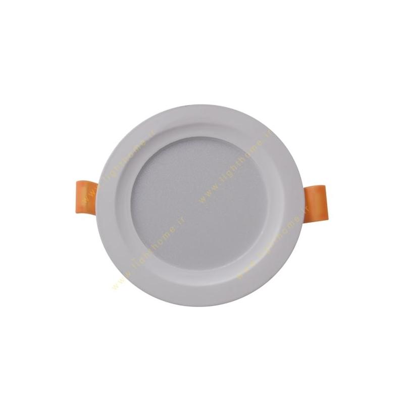 لامپ هالوژنی 7 وات SMD تابش مدل چراغ پنلی