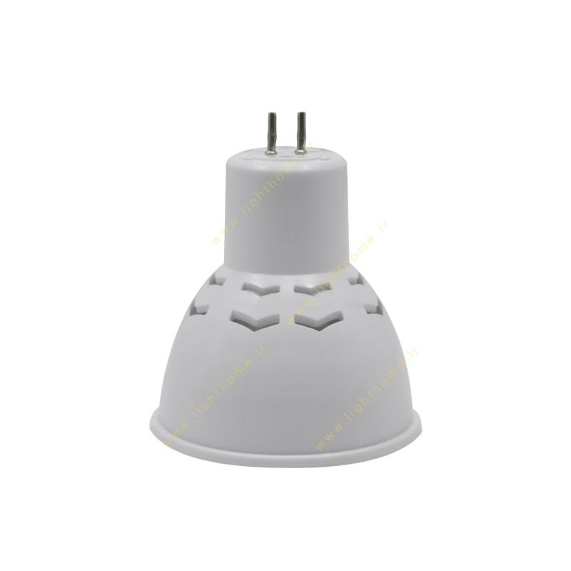 لامپ هالوژنی 7 وات لنزدار SMD تابش