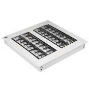 چراغ سقفی اداری و تجاری توکار 36×4 وات تابشگران مدل فلترون