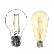 لامپ فیلامنتی حبابی 8 وات اپل مدل ST64