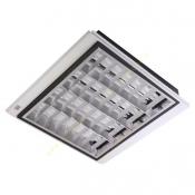 چراغ سقفی اداری و تجاری توکار 36×4 وات تابشگران مدل گیبوس