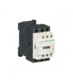 کنتاکتور اشنایدر 3 فاز 9 آمپر 4 کیلووات (1 باز 1 بسته) بوبین 48 ولت AC کد LC1D09E7