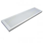 پنل ال ای دی بک لایت روکار 50 وات 30×120 نورسازان مدل تارا
