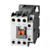 کنتاکتور ال اس 9 آمپر 4 کیلووات (کنتاکت کمکی باز و بسته) بوبین 24 تا 110 ولت DC