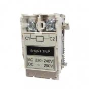 بوبین شنت LS کلید حرارتی 0.63 تا 100 آمپر نصب از بغل