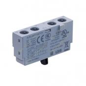 کنتاکت کمکی LS کلید حرارتی 0.63 تا 100 آمپر (یک باز یک بسته) نصب از رو