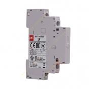کنتاکت کمکی LS کلید حرارتی 0.63 تا 100 آمپر (یک باز یک بسته) نصب از بغل
