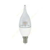 لامپ اشکی 6 وات SMD مات پارس شوان