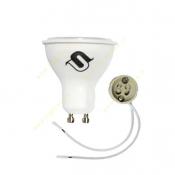 لامپ هالوژنی GU10 پایه استارتی 6 وات SMD پارس شوان