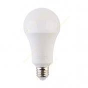 لامپ حبابی 18 وات SMD سرپیچ E27 پارس شوان