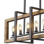 niranoor-wooden-chandelier-diako-rectangle-6lamp