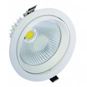 چراغ سقفی 7 وات COB استار الکتریک مدل  ST-TD0607