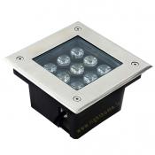 چراغ دفنی ال ای دی 4 وات استارالکتریک مدل ST-ULS004