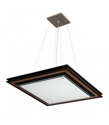 چراغ سقفی کاریکسی مدل میلانو مربعی