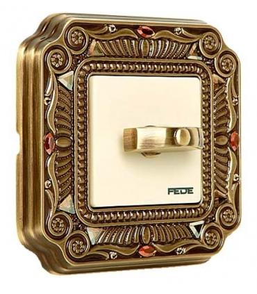 کلید و پریز فده - مدل قصر - زمانی