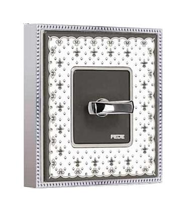 کلید و پریز فده - سری Belle Epoque - مدل چینی - زمانی