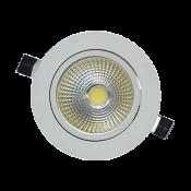 چراغ COB گرد توکار فاین مدل FEC-12W