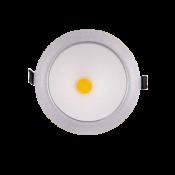 چراغ COB توکار طوسی فاین مدل FEC-402-15W