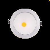 چراغ COB توکار طوسی فاین مدل FEC-501-20W