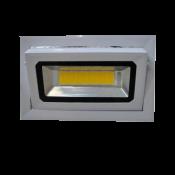 چراغ COB توکار مستطیل فاین مدل FEC-361-30W