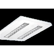 چراغ فلورسنتی روکار مازی نور مدل الگانت سری ATCL