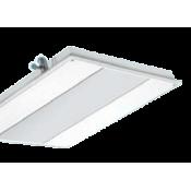 چراغ LED توکار مدل الگانت با صفحه اکریلیک شیری ساتن