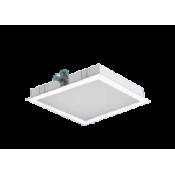 چراغ LED توکار مازی نور مدل الگانت 32×32 با صفحه اکریلیک AC1