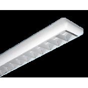 چراغ فلورسنتی روکار ژوپیتر مازی نور مدل تیغه ای براق