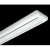 چراغ فلورسنتی روکار مازی نور مدل ژوپیتر با صفحه اکریلیک شیری
