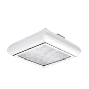 چراغ فلورسنتی روکار مازی نور مدل ژوپیتر با صفحه پرزماتیک – برای لامپ های کامپکت