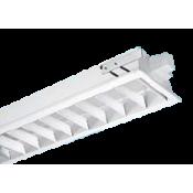 چراغ فلورسنتی توکار ژوپیتر مازی نور مدل تیغه ای براق – مناسب سقف سازه نمایان