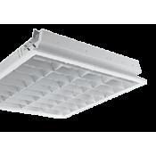 چراغ فلورسنتی توکار ژوپیتر مازی نور مدل تیغه ای براق – مناسب سقف سازه پنهان