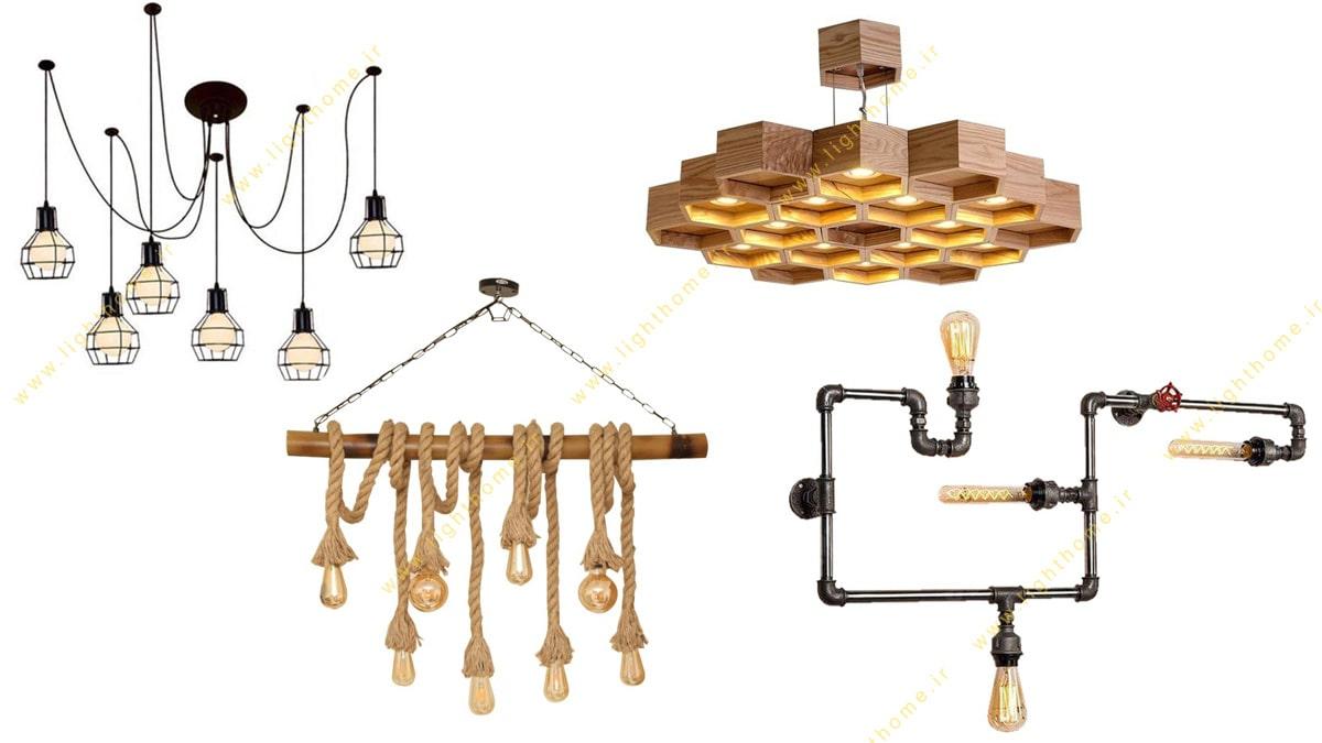 محصولات روشنایی آرتا
