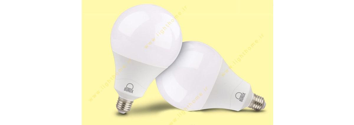 لامپ ال ای دی شرکت بروکس