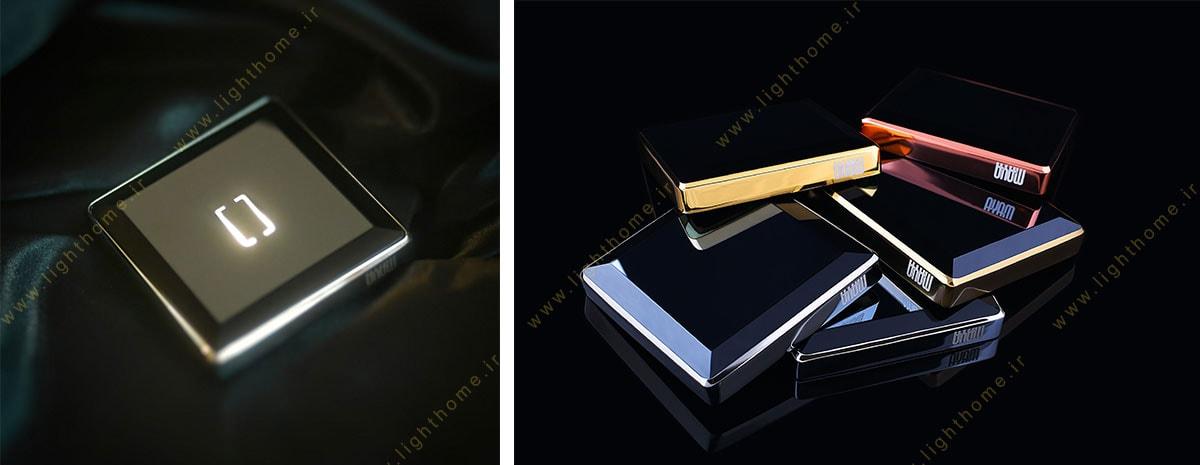 انواع کلیدهای لمسی مایا