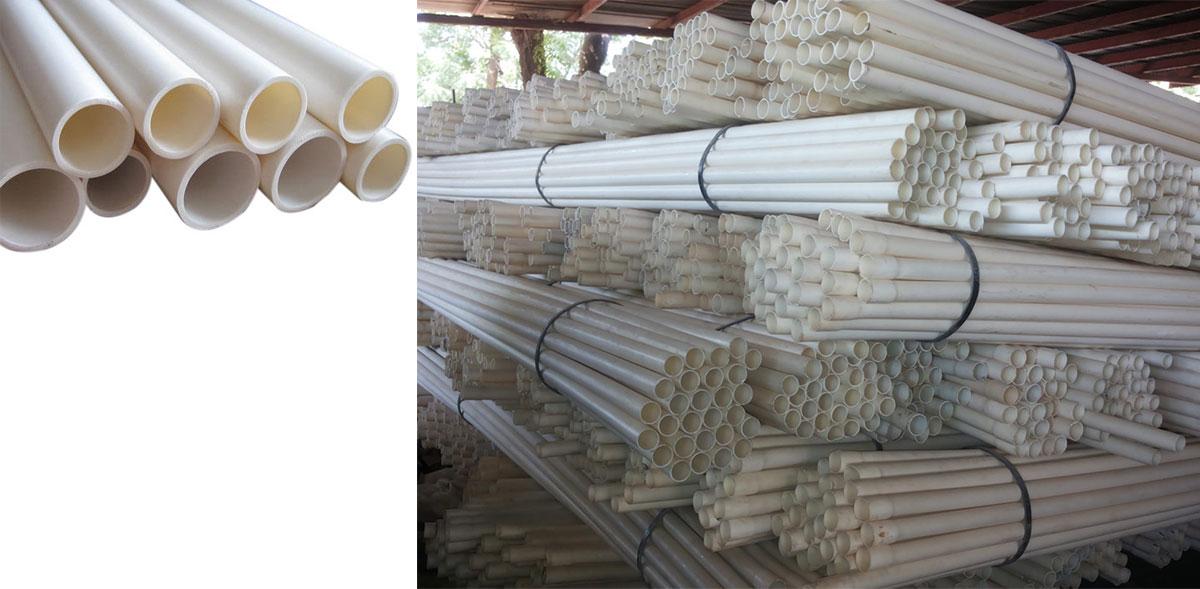 لوله PVC برق پلی گستر سمنان