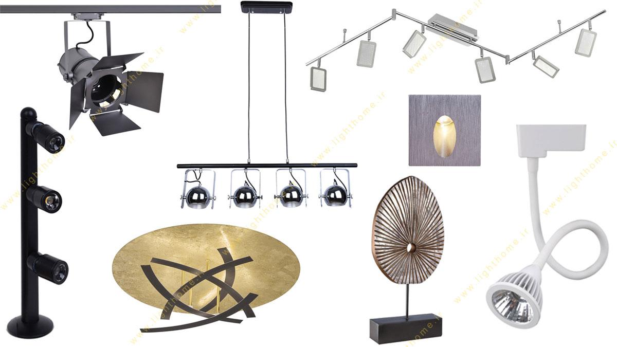 محصولات روشنایی ستاره شمال
