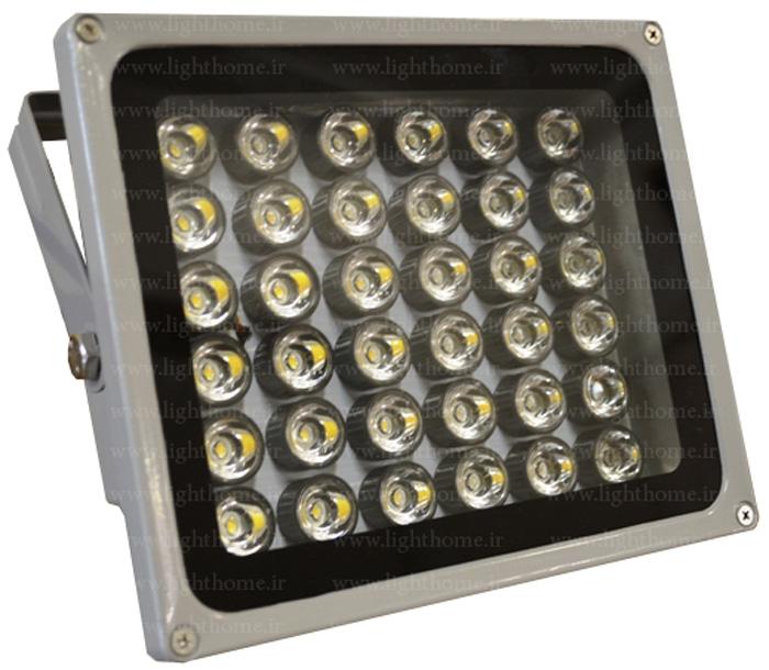 پروژکتور نورپردازی نمای ساختمان - پروژکتور نورپردازی نمای ساختمان - پروژکتور ال ای دی دست ساز