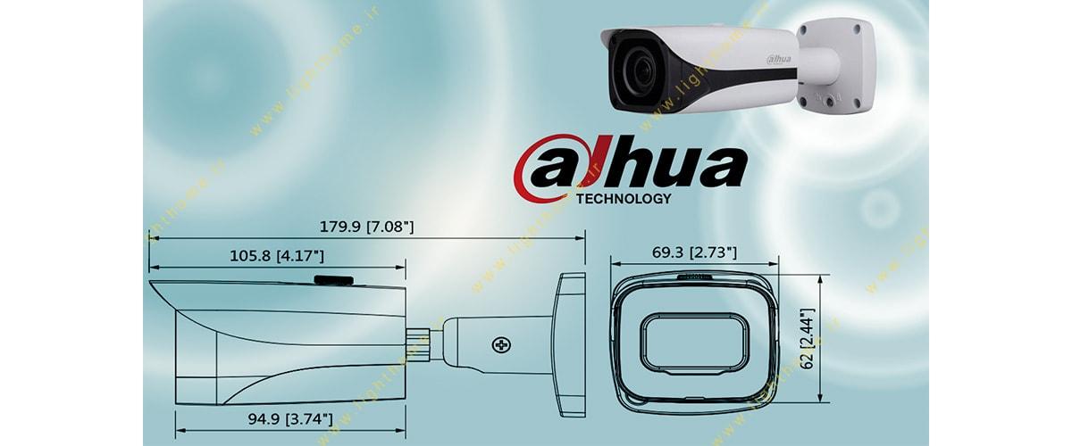 دوربین مدار بسته داهوا 4k مدل hac-hfw2802ep-a