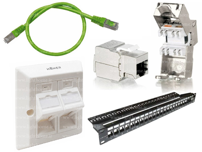تجهیزات برق و شبکه هومر - تجهیزات برق و شبکه homer